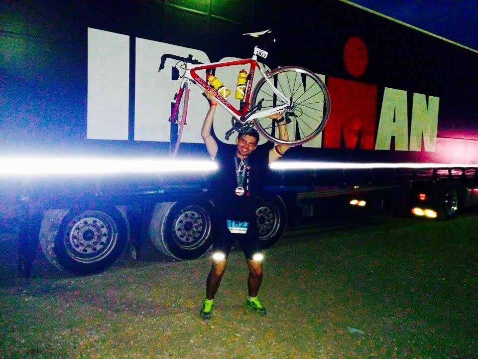 Моя история прохождения Ironman 70.3